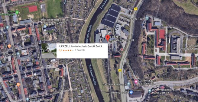 ILKAZELL: Google Maps Anfahrt